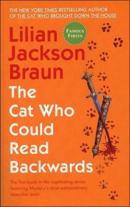 The Cat Who Could Read Backwards  <small>(The Cat Who… #1)</small> torrent downlaod