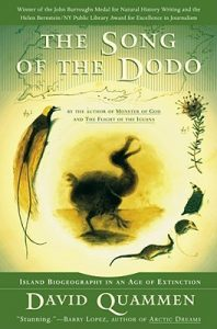 The Song of the Dodo: Island Biogeography in an Age of Extinctions torrent downlaod