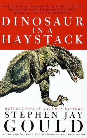 Download free pdf Dinosaur in a Haystack: Reflections in Natural History  <small>(Reflections in Natural History #7)</small>