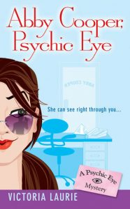 Abby Cooper, Psychic Eye  <small>(Psychic Eye Mystery #1)</small> torrent downlaod