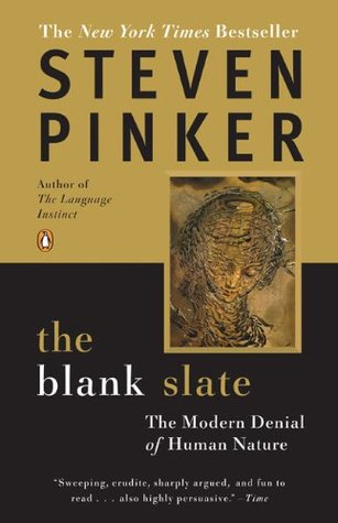 Download free pdf The Blank Slate: The Modern Denial of Human Nature