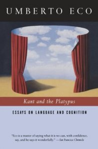 Kant and the Platypus: Essays on Language and Cognition torrent downlaod