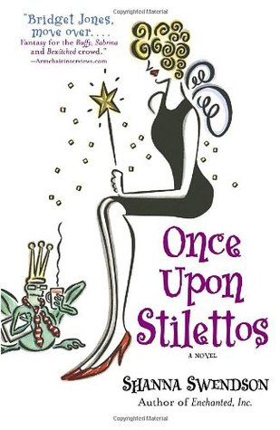 Download free pdf Once Upon Stilettos  <small>(Enchanted, Inc. #2)</small>