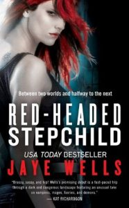 Red-Headed Stepchild  <small>(Sabina Kane #1)</small> torrent downlaod