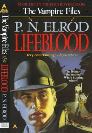 Download free pdf Lifeblood  <small>(Vampire Files #2)</small>