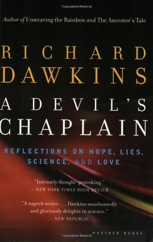 Download free pdf A Devil's Chaplain: Reflections on Hope, Lies, Science, and Love