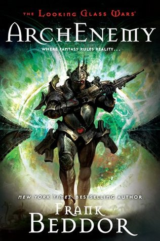 Download free pdf ArchEnemy  <small>(The Looking Glass Wars #3)</small>