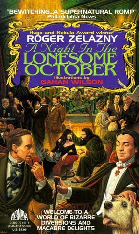 Download free pdf A Night in the Lonesome October