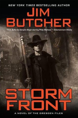 Download free pdf Storm Front  <small>(The Dresden Files #1)</small>