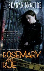 Rosemary and Rue  <small>(October Daye #1)</small> torrent downlaod