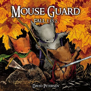 Download free pdf Mouse Guard: Fall 1152  <small>(Mouse Guard #1)</small>