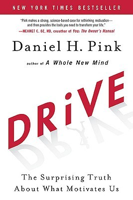 Download free pdf Drive: The Surprising Truth About What Motivates Us