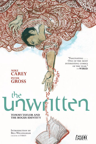 Download free pdf The Unwritten, Vol. 1: Tommy Taylor and the Bogus Identity  <small>(The Unwritten #1)</small>