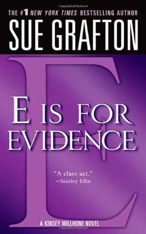 Download free pdf E is for Evidence  <small>(Kinsey Millhone #5)</small>