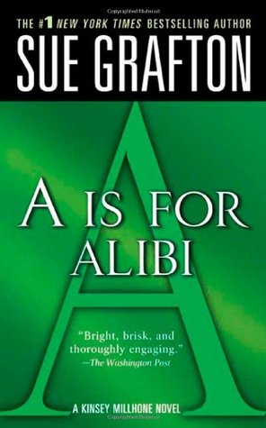 Download free pdf A is for Alibi  <small>(Kinsey Millhone #1)</small>
