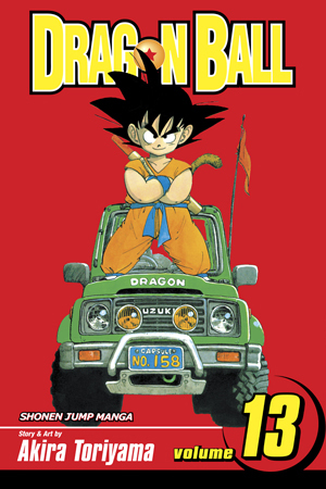Download free pdf Dragon Ball, Vol. 13: Piccolo Conquers the World  <small>(Dragon Ball #13)</small>