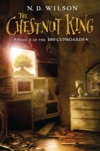The Chestnut King  <small>(100 Cupboards #3)</small> torrent downlaod