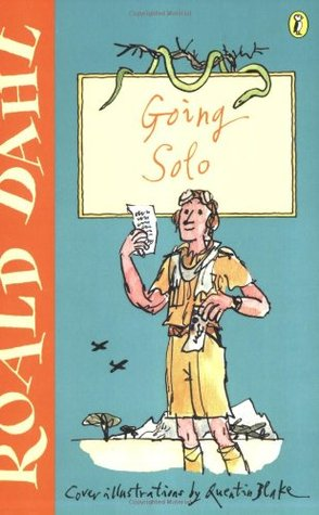 Download free pdf Going Solo  <small>(Roald Dahl's Autobiography #2)</small>