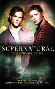 The Unholy Cause  <small>(Supernatural #5)</small> torrent downlaod