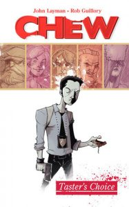 Chew, Vol. 1: Taster's Choice  <small>(Chew #1-5)</small> torrent downlaod
