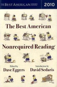 The Best American Nonrequired Reading 2010  <small>(Best American Nonrequired Reading)</small> torrent downlaod