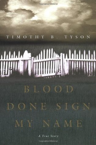 Download free pdf Blood Done Sign My Name: A True Story