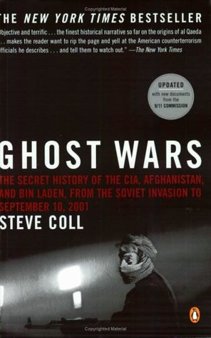 Download free pdf Ghost Wars: The Secret History of the CIA, Afghanistan, and bin Laden from the Soviet Invasion to September 10, 2001