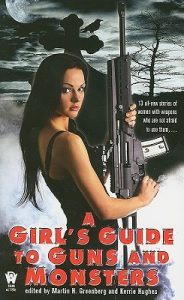 A Girl's Guide to Guns and Monsters  <small>(Anna Strong Chronicles #5.5)</small> torrent downlaod