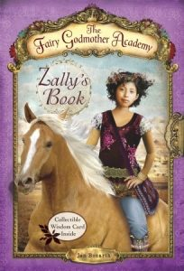 Zally's Book  <small>(The Fairy Godmother Academy #3)</small> torrent downlaod
