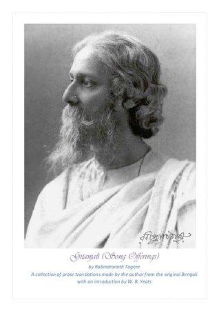 Download free pdf Gitanjali  <small>(Song Offerings)</small>