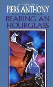 Bearing an Hourglass  <small>(Incarnations of Immortality #2)</small> torrent downlaod