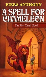 A Spell for Chameleon  <small>(Xanth #1)</small> torrent downlaod