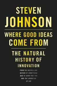 Where Good Ideas Come From: The Natural History of Innovation torrent downlaod