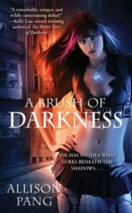 A Brush of Darkness  <small>(Abby Sinclair #1)</small> torrent downlaod