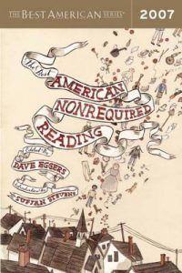 The Best American Nonrequired Reading 2007  <small>(Best American Nonrequired Reading)</small> torrent downlaod