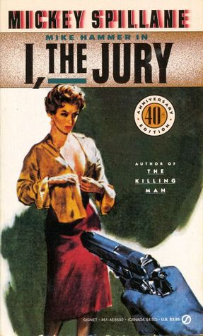 Download free pdf I, the Jury  <small>(Mike Hammer #1)</small>