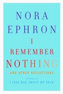 I Remember Nothing: and Other Reflections torrent downlaod