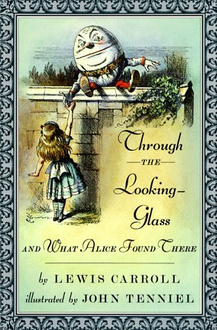 Download free pdf Through the Looking-Glass, and What Alice Found There  <small>(Alice&#8217;s Adventures in Wonderland #2)</small>