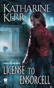 License to Ensorcell  <small>(Nola O'Grady #1)</small> torrent downlaod