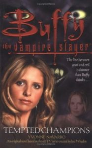 Tempted Champions  <small>(Buffy the Vampire Slayer: Season 5 #3)</small> torrent downlaod
