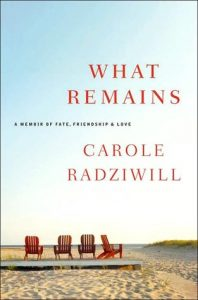 What Remains: A Memoir of Fate, Friendship, and Love torrent downlaod