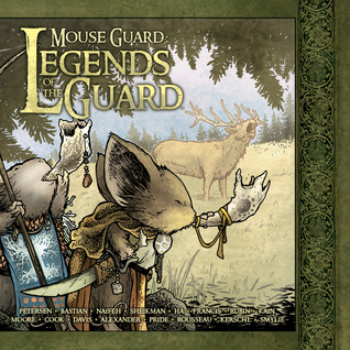 Download free pdf Mouse Guard: Legends of the Guard, Vol. 1  <small>(Mouse Guard)</small>