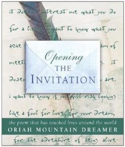 Opening The Invitation: The Poem That Has Touched Lives Around the World torrent downlaod