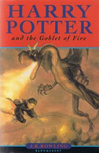 Harry Potter and the Goblet of Fire  <small>(Harry Potter #4)</small> torrent downlaod