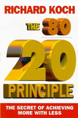 Download free pdf The 80/20 Principle: The Secret Of Achieving More With Less