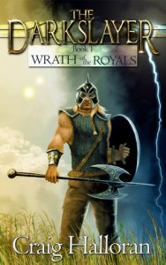 Wrath of the Royals  <small>(The Darkslayer #1)</small> torrent downlaod