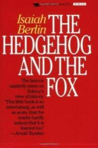 The Hedgehog and the Fox: An Essay on Tolstoy's View of History torrent downlaod
