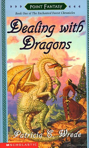 Download free pdf Dealing with Dragons  <small>(Enchanted Forest Chronicles #1)</small>
