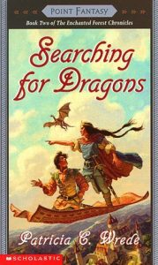 Searching for Dragons  <small>(Enchanted Forest Chronicles #2)</small> torrent downlaod