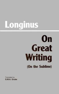 On Great Writing  <small>(On the Sublime)</small> torrent downlaod